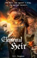 Elemental Heir by xCaffeinatedGypsyx