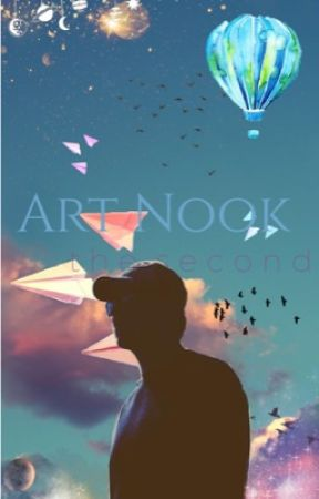 Art Nook 2 by Hootowlsonly