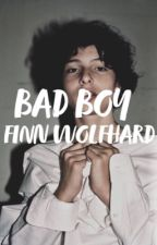 Bad boy • Finn Wolfhard by finnwolfharders