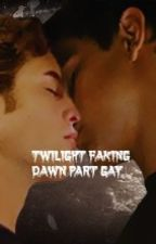 Twilight Faking Dawn Part Gay by gracepearl830