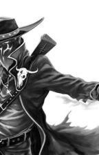 Gunslinger Male reader x (R)WBY  by Jazz2064