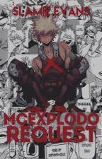 McExplodo request | Boku no Hero Academia | Bakugou Katsuki [ABIERTO] by WEEvans