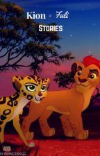 The Lion Guard Kion X Fuli stories by PrincessGG101