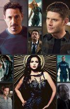 Winter Shadow (Marvel/Spn - Tony Stark & Dean Winchester) by insaneredhead