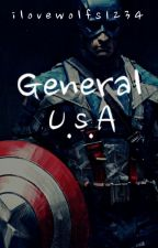 General U.S.A. (Captain America Fan Fic) (Under Revision) by ilovewolfs1234