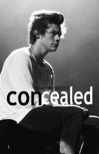 concealed - h.styles // completed by Luver_of_Niall317