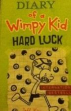 Diary of a wimpy kid HARD LUCK by LaurenHayes2