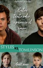 Styles Vs. Tomlinson (And sons) || Larry Stylinson. by AshtonRainbow