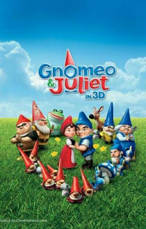 Gnomeo and Juliet School Stories - chapter#4 first day of