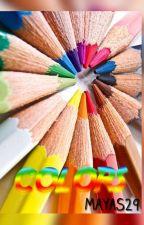 Colors // Clario by MayaS29