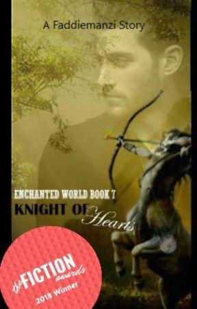 Knight of Hearts (The Enchanted World Book 7) by faddiemanzi