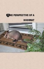 The perspective of a doormat by letgoftheropes