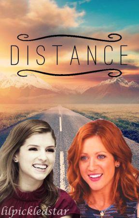 distance // bechloe by lilpickledstar