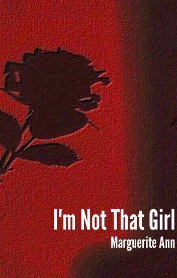 I'm Not that Girl (SpUK)