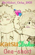 Katsudeku One-short by Rosama1803