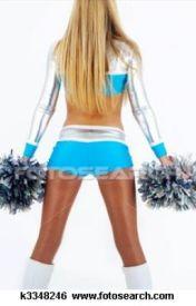 Cheerleader by GlitterySamantha