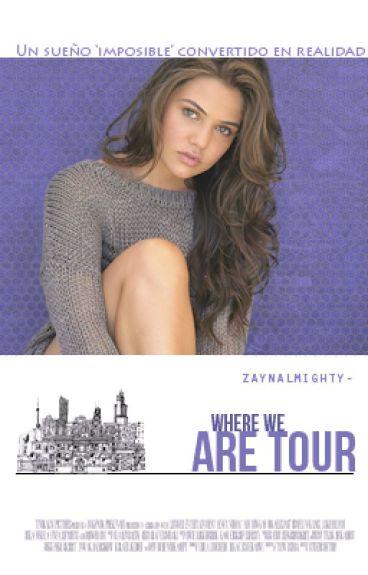 Where we are tour  z.m 