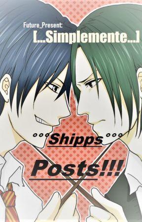 Simplemente Shipps Posts [ SiriusxSeverus, LuciusxRemus, etc. ] by Future_Present