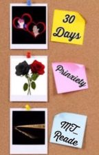 30 Days - Prinxiety Fanfic by MT_Reade