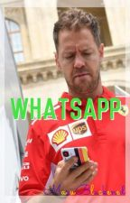 WhatsApp » Sebastian Vettel by MaruBlackened