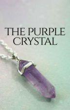 The purple crystal by jaylee---