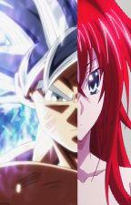 The Power Above The Gods by PhoenixFrostfall6854