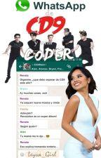 WhatsApp de CD9 y Una Coder  4ta Temporada  by Leyva_Girl