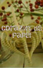 Corazón De Papel  by swiftie13m