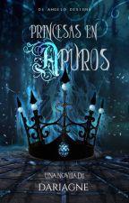 Princesas en apuros. by Dariagne