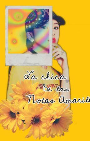 La chica de las notas >> Michaeng by HaniOppa1