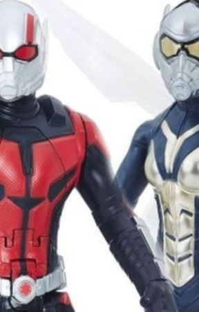 Ant Man And The Wasp Ant