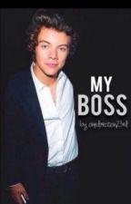 My Boss PL   Larry (przerwane) by jamieskyline