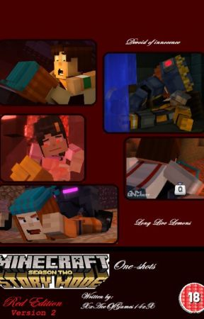 Minecraft Story Mode: One-Shots (Red Edition, Replacement) by XxAceOfGames14xX