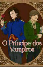 O Príncipe dos Vampiros by LarrysKiing