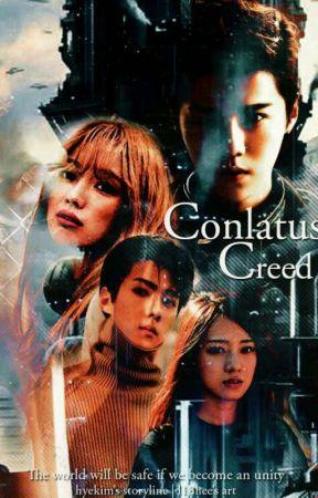Conlatus Creed [Sehun-Luhan Fanfiction] ✔ by hyekimxxi