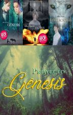 [Proyecto GÉNESIS] by sralay