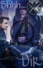 Shhh... ich bin bei Dir... Avengers ff Hawkeye ff Spiderman ff  by LeBilAAA