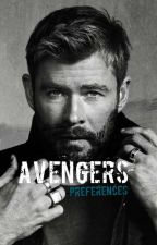 Avengers Preferences And Imagines by thorx_151