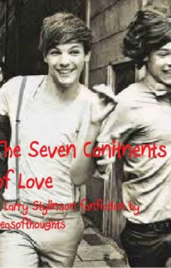 The Seven Continents of Love; Larry Stylinson AU