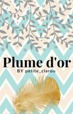 Plume d'or by Petite_clarou