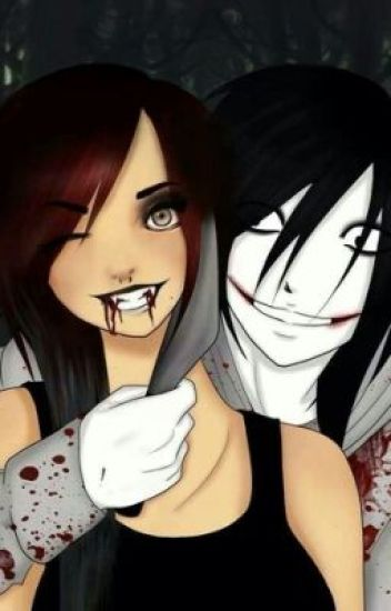 I'm in love? (Jeff the killer love story)