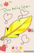 Dear King Yugo, by Star_OfTheShow