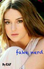 Fake Nerd by revidyahputri