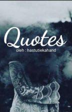 Quotes by HastutiHandayani