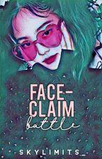 ─FACE CLAIM BATTLE─ by skylimits_