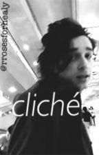 cliché | matty healy by rrosesforhealy