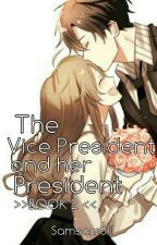 The Vice President and her President by Samsam811