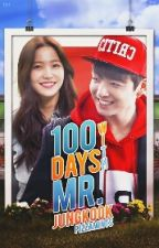 100 Days With Mr. Jungkook (Editing|Revising) by pizzamints