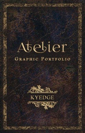 Atelier - A Graphic Portfilio by KYEDGE