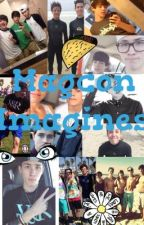 Magcon Imagines by 5secondsof-magcon